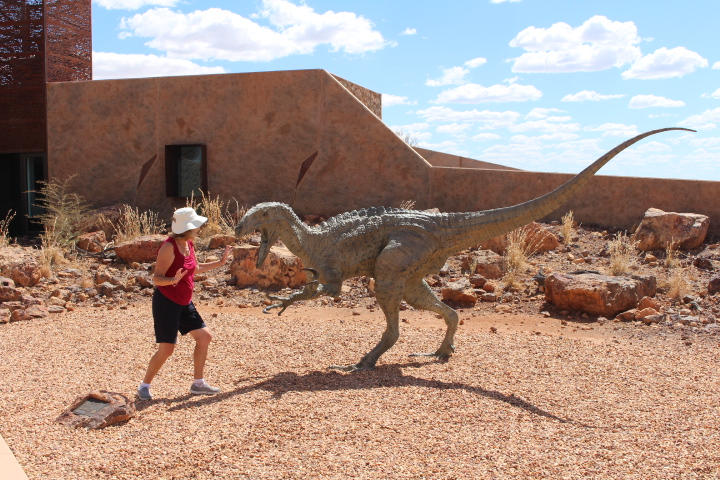 Winton Queensland Dinosaur Capital Of Australia What
